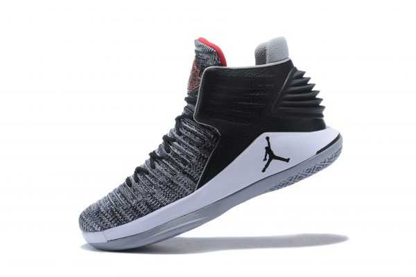 2018 Air Jordan 32 ' VP' Black/University Red-White-Cement Grey AA1253-002