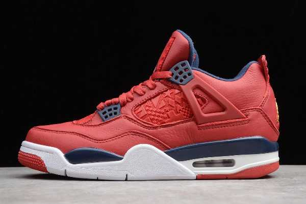Buy Brand New Air Jordan 4 FIBA Gym Red CI1184-617