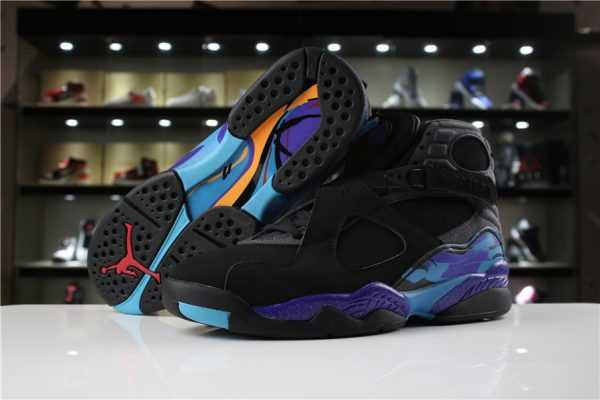 New Air Jordan 8 Retro