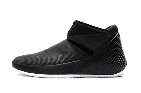 "Newest Jordan Why Not Zer0.1 ""PHD"" Black/White-Pink-Blue Shoes"