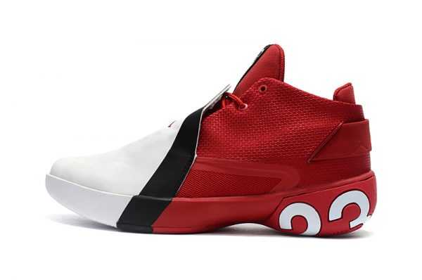 Jordan Ultra Fly 3 Gym Red/White-Black Basketball Shoes AR0044-601