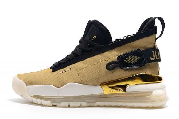 "Buy Jordan Proto Max 720 ""Club Gold"" Gold/Black BQ6623-700"