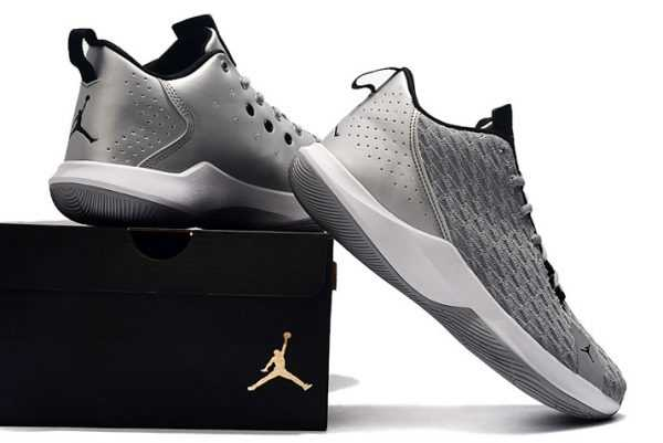 Jordan CP3.XII ' eader of the Pack' Grey Black Men' s Size