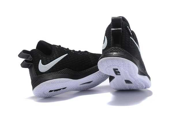 Nike LeBron Witness 3 Black And White For Sale