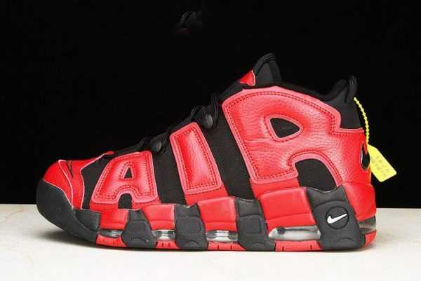 Nike Air More Uptempo QS Red/Black 819151-001