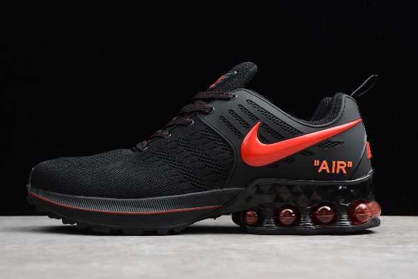 524977-503 Mens Nike Air Max 2019 Footwear Black Red For Sale