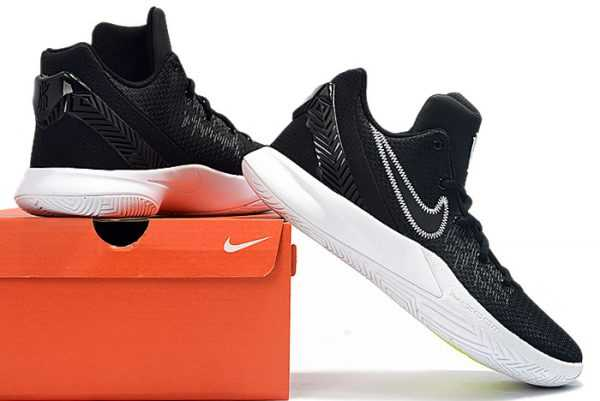 New Release Nike Kyrie Flytrap 2 Black White Shoes