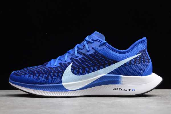 AT8242-007 Mens Nike ZoomX Pegasus Turbo 2 Dark Blue/Royal For Sale