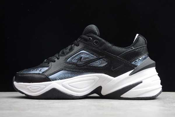 CJ9583-001 Mens and WMNS Nike M2K Tekno Essential Black/Metallic Hematite For Sale