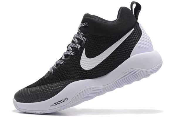 Nike Hyperrev 2017 Black White Men's Basketball Shoes