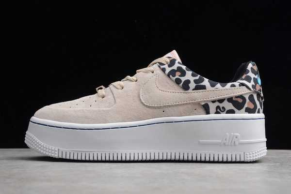 Ladies Nike Air Force 1 Sage Low Premium