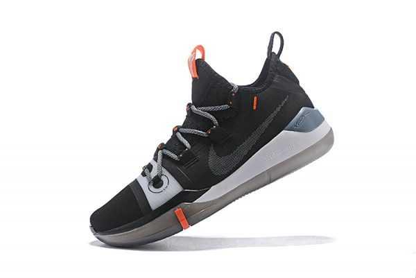 2018 New Nike Kobe AD Black/Multi-Color AV3555-001