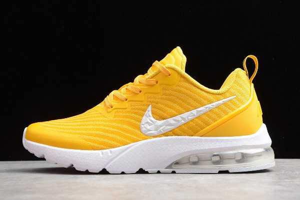 Nike Air Vapormax Flyknit Yellow White For Sale