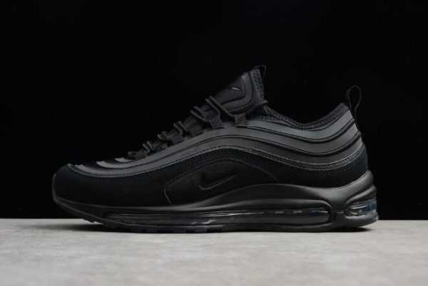 "Nike Air Max 97 ""Triple Black"" Men's Size 921733-001 For Sale"
