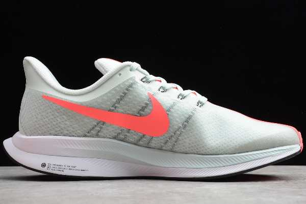 AJ4114-060 Mens Nike Zoom Pegasus 35 Turbo Wolf Grey Hot Punch For Sale