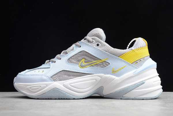AO3108-403 Mens and WMNS Nike M2K Tekno Half Blue For Sale