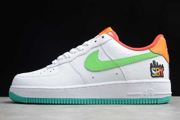 CQ7506-146 Mens and WMNS Nike Air Force 1 Low Shibuya White For Sale