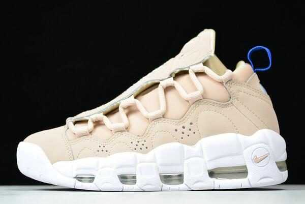 Nike Air More Money Particle Beige/White AO1749-200 For Sale