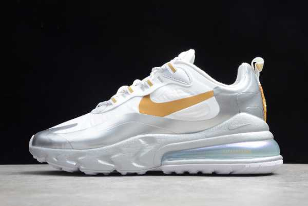 CQ4597-110 Men's Size Nike Air Max 270 React City of Speed 2020 For Sale