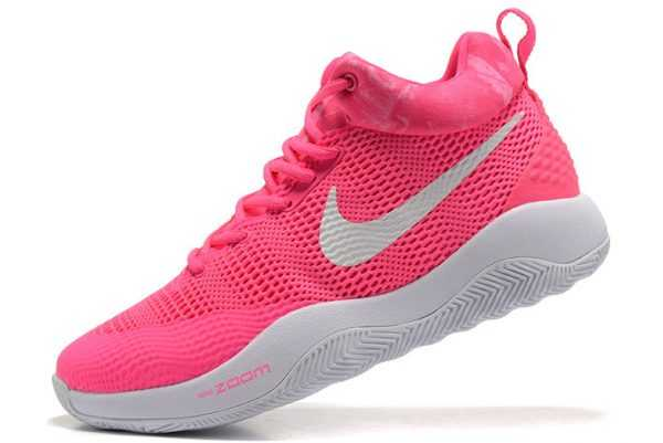 Nike Hyperrev 2017 Pink White Basketball Shoes For Men