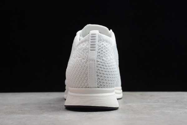Nike Flyknit Racer White-Sail-Pure Platinum For Sale
