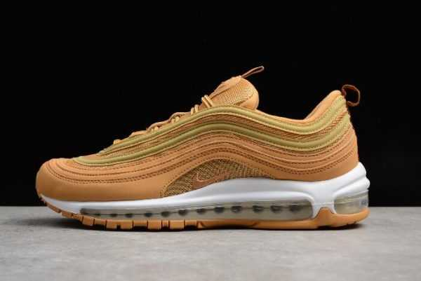 "Nike Air Max 97 ""Wheat"" Men's Size Shoes AJ1986-200 For Sale"