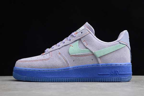 CT7358-500 Mens and WMNS Nike Air Force 1 Low LX Purple Agate For Sale