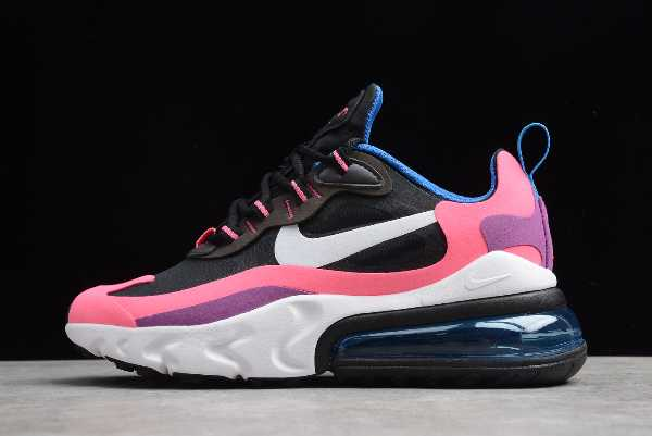 BQ0101-001 Women's Size Nike Max 270 React Hyper Pink For Sale