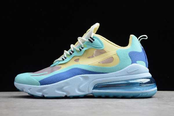 "Nike Air Max 270 React ""Hyper Jade"" On Sale AO4971-301"