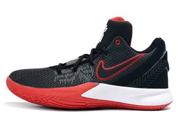 Nike Kyrie Flytrap 2 Black Red Men's Basketball Shoes AO4438-016