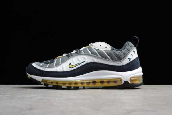 "Men's Nike Air Max 98 OG ""Tour Yellow"" 640744-105"