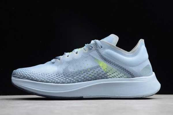 Nike Zoom Fly SP Fast Obsidian Mist/Pure Platinum-Obsidian AT5242-440