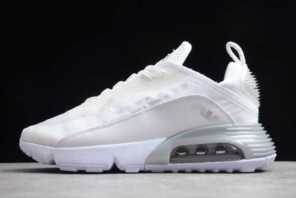 CT7698-008 Nike Air Max 2090 White/Silver 2020 For Sale